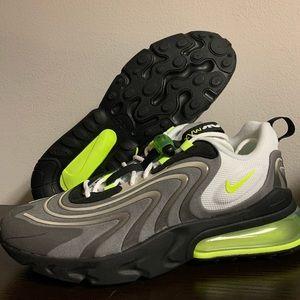 Nike Air Max 270 ENG Volt Grey Neon 95 Mens